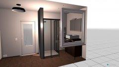 Raumgestaltung Bad_unten in der Kategorie Badezimmer