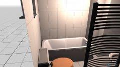 Raumgestaltung Bade Zimmer in der Kategorie Badezimmer