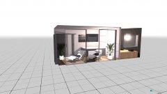 Raumgestaltung Badehaus1 in der Kategorie Badezimmer