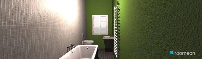 Raumgestaltung Badenstr. Badezimmer in der Kategorie Badezimmer