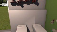 Raumgestaltung Badentwurf 2 in der Kategorie Badezimmer