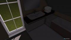 Raumgestaltung Badezimer 2.0 in der Kategorie Badezimmer