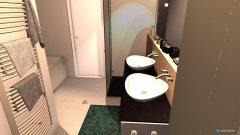 Raumgestaltung Badezimer in der Kategorie Badezimmer