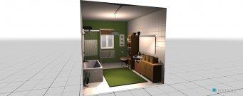 Raumgestaltung badezimma in der Kategorie Badezimmer