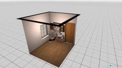 Raumgestaltung Badezimmer 1 Dimbach in der Kategorie Badezimmer