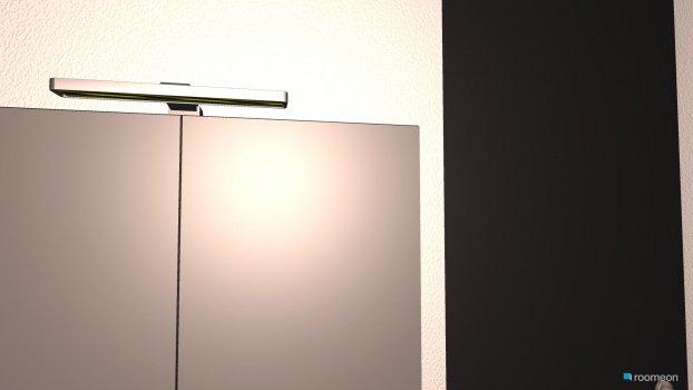 Raumgestaltung Badezimmer 1 in der Kategorie Badezimmer