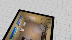 Raumgestaltung Badezimmer 2.0 in der Kategorie Badezimmer