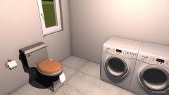 Raumgestaltung Badezimmer 2 in der Kategorie Badezimmer