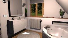 Raumgestaltung Badezimmer 3 in der Kategorie Badezimmer