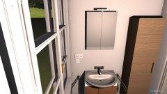Raumgestaltung Badezimmer Badener Str.  in der Kategorie Badezimmer