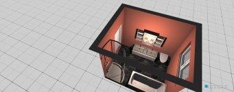 Raumgestaltung Badezimmer Burgerweg 4 in der Kategorie Badezimmer