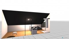 Raumgestaltung Badezimmer Dachgeschoss in der Kategorie Badezimmer