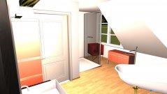 Raumgestaltung Badezimmer DG in der Kategorie Badezimmer