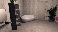 Raumgestaltung Badezimmer Haus in der Kategorie Badezimmer