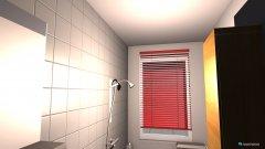 Raumgestaltung Badezimmer Katja in der Kategorie Badezimmer