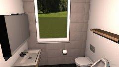 Raumgestaltung Badezimmer Keller in der Kategorie Badezimmer