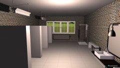 Raumgestaltung Badezimmer kindergarten in der Kategorie Badezimmer