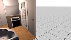 Raumgestaltung Badezimmer Kirchweg 2d in der Kategorie Badezimmer