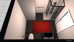 Raumgestaltung badezimmer klein in der Kategorie Badezimmer
