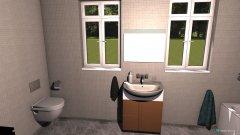 Raumgestaltung Badezimmer Lacko in der Kategorie Badezimmer