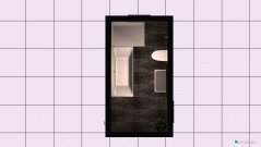 Raumgestaltung Badezimmer Mama & Papa in der Kategorie Badezimmer
