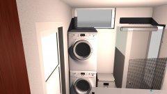 Raumgestaltung Badezimmer Mama in der Kategorie Badezimmer