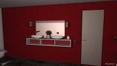 Raumgestaltung Badezimmer Mark Elise in der Kategorie Badezimmer