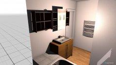 Raumgestaltung Badezimmer Michael in der Kategorie Badezimmer