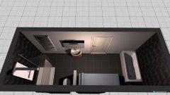 Raumgestaltung Badezimmer neu in der Kategorie Badezimmer