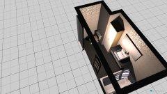 Raumgestaltung Badezimmer oben in der Kategorie Badezimmer