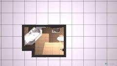 Raumgestaltung Badezimmer Obergeschoss in der Kategorie Badezimmer