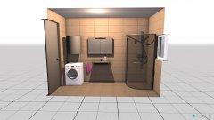Raumgestaltung Badezimmer Pag in der Kategorie Badezimmer