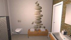 Raumgestaltung Badezimmer Turm in der Kategorie Badezimmer