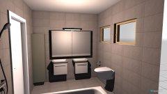 Raumgestaltung Badezimmer UG in der Kategorie Badezimmer