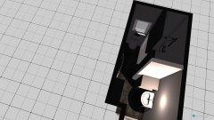 Raumgestaltung Badezimmer unten in der Kategorie Badezimmer