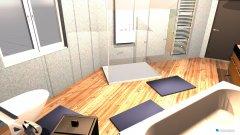 Raumgestaltung Badezimmer V1 in der Kategorie Badezimmer