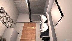 Raumgestaltung badezimmer wohnung unten in der Kategorie Badezimmer