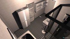Raumgestaltung Badezimmer01 in der Kategorie Badezimmer