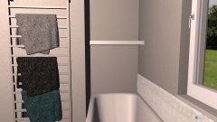 Raumgestaltung Badezimmer4 in der Kategorie Badezimmer