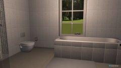 Raumgestaltung Badezimmer_2 in der Kategorie Badezimmer