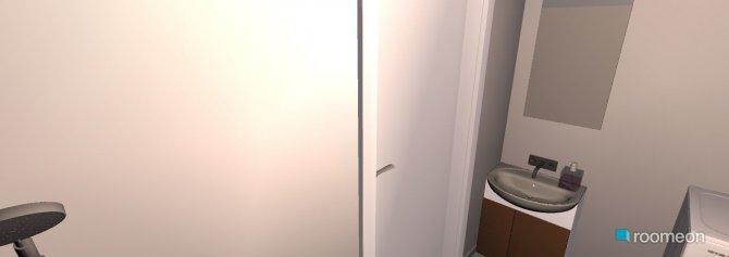 Raumgestaltung Badezimmer in der Kategorie Badezimmer