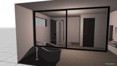 Raumgestaltung Badezimmer_Maße_Plan in der Kategorie Badezimmer