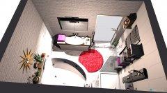 Raumgestaltung Badezimmer_neu in der Kategorie Badezimmer