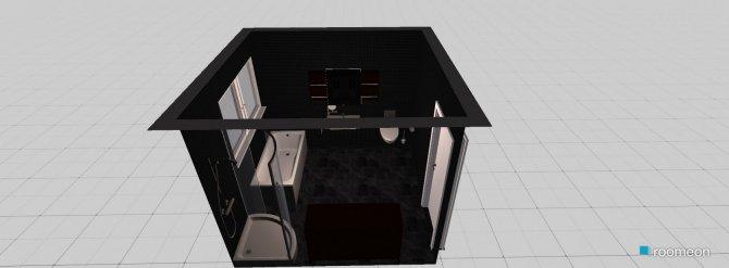 Raumgestaltung BadezimmerAgi in der Kategorie Badezimmer