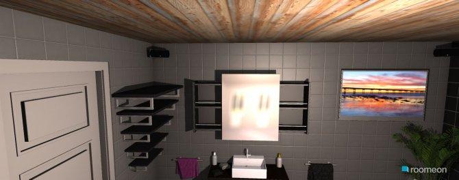 Raumgestaltung BadezimmerModel von John&Sohn in der Kategorie Badezimmer