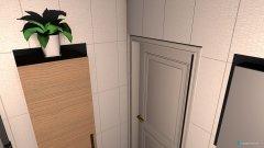 Raumgestaltung BadezimmerOlly in der Kategorie Badezimmer