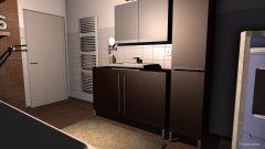 Raumgestaltung Badezimmerplanung ca 11m² in der Kategorie Badezimmer