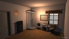 Raumgestaltung Badezimmmer in der Kategorie Badezimmer