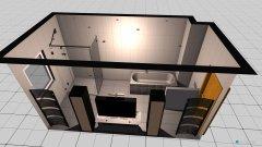 Raumgestaltung Badidee  in der Kategorie Badezimmer