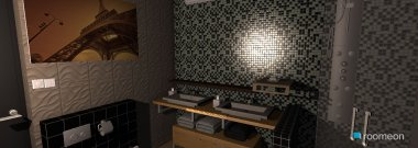 Raumgestaltung badih bathroom in der Kategorie Badezimmer